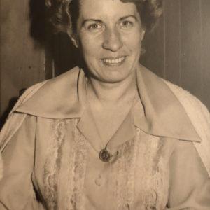 Andrée CABIRON