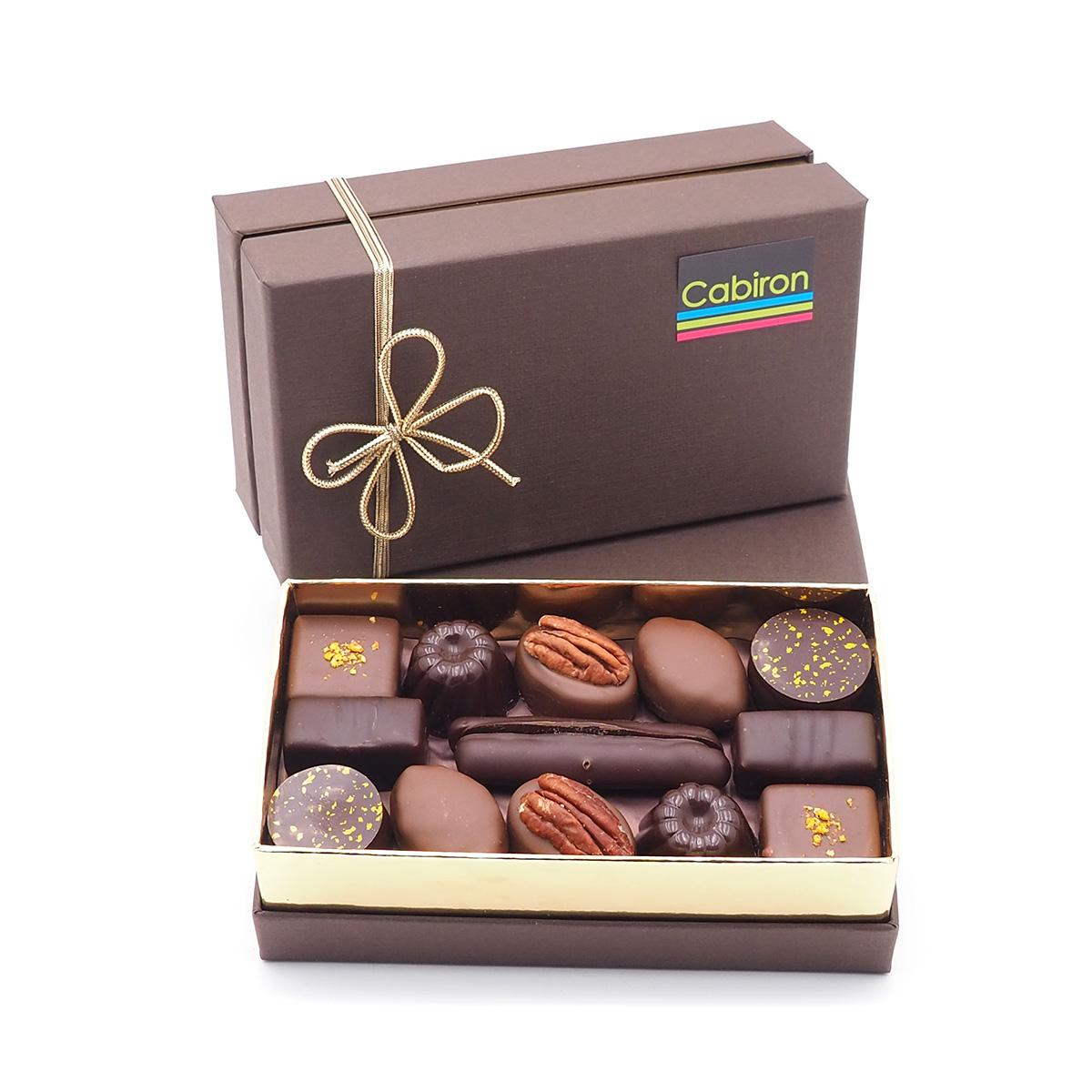 Ballotin de chocolats assortis / 9g