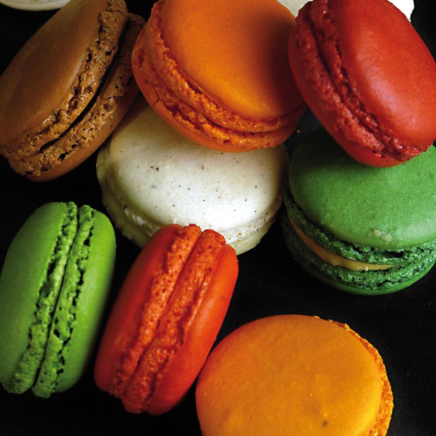 Macarons - Cabiron Traiteur