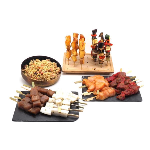 Kit Barbecue pour 8 à 10 personnes